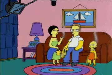 Watch and share Stop! Stop (sobs) He's Already Dead! : TheSimpsons GIFs on Gfycat