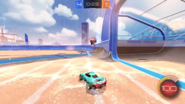 Goal 6: Bustin' Fresh