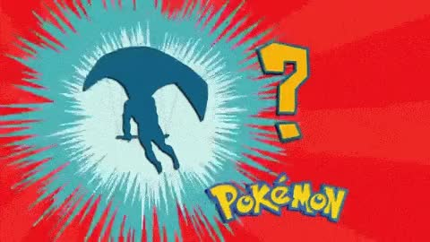 Watch and share IT'S KITEMAN | Who's That Pokémon? GIFs on Gfycat