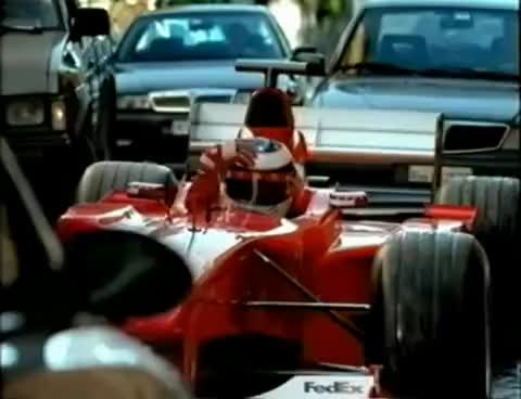 Watch F1 traffic GIF on Gfycat. Discover more Ferrari, Schumacher, traffic GIFs on Gfycat