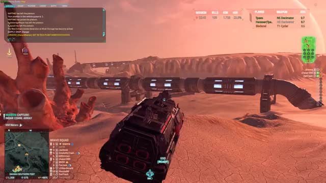 Watch and share Planetside GIFs by enenra on Gfycat