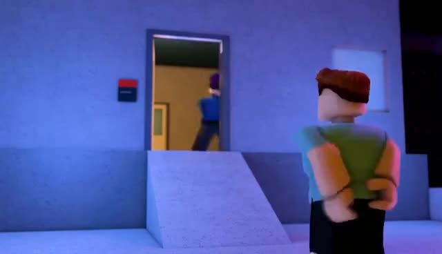 ROBLOX JAILBREAK ANIMATED! (Roblox Animation) GIFs