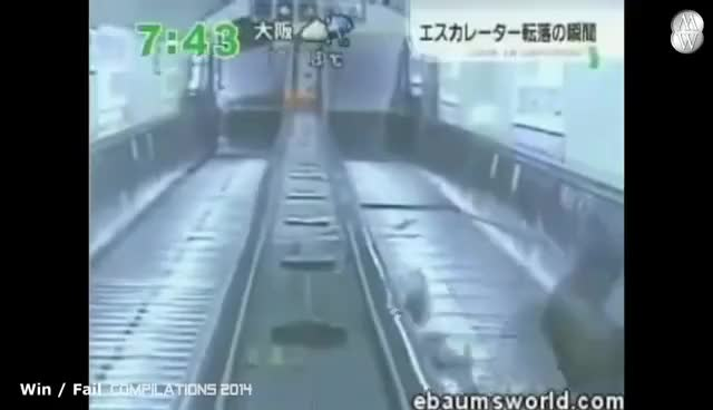 Watch and share Escalator GIFs and Japan GIFs on Gfycat