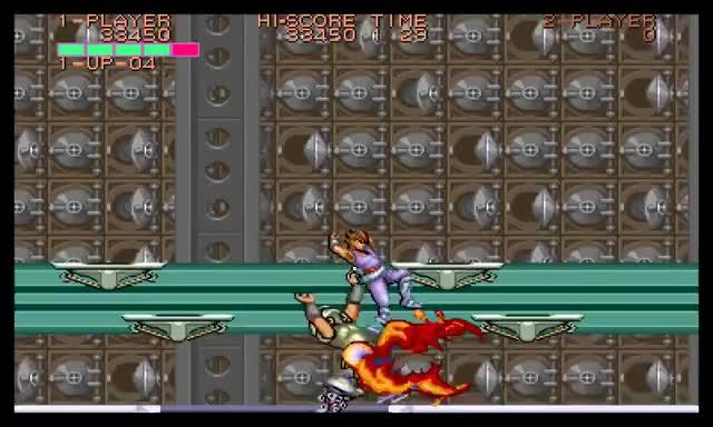 Watch Arcade Longplay [052] Strider GIF on Gfycat. Discover more arcade, mame, neogeo GIFs on Gfycat
