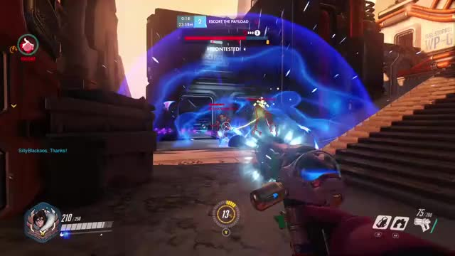 Watch this GIF by xboxdvr on Gfycat. Discover more EBKChrist, OverwatchOriginsEdition, xbox, xbox dvr, xbox one GIFs on Gfycat