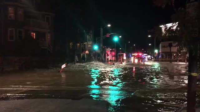 Watch Boston Waterworks GIF by @miker_incredible on Gfycat. Discover more disaster, flood, wtf GIFs on Gfycat