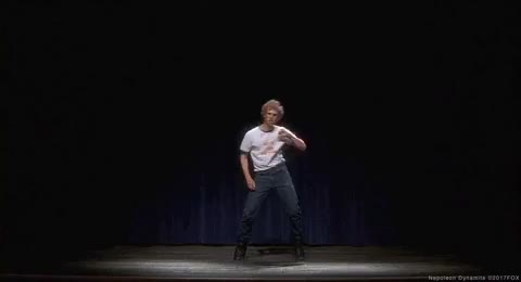 Watch and share Napoleon Dynamite Dancing GIFs on Gfycat