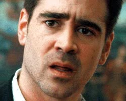 Watch and share Colin Farrell Unexpected Gif GIFs on Gfycat