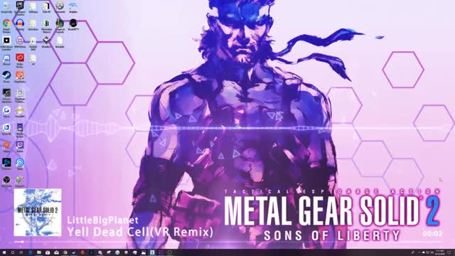 Watch and share MGS 2 Live Wallpaper GIFs on Gfycat