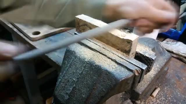 Watch Knifemaking-Damascus steel knife GIF by I Made A Knife! (@imadeaknife) on Gfycat. Discover more damascus steel, knife, knife making GIFs on Gfycat