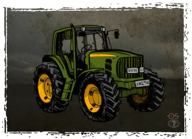 Watch and share Tractor-a GIFs on Gfycat