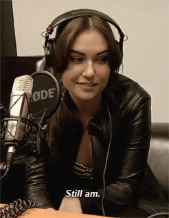 Sasha Grey is Metal GIFs