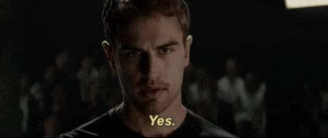 Watch and share Theo James, Hot, Sexy, Men, Yes GIFs on Gfycat