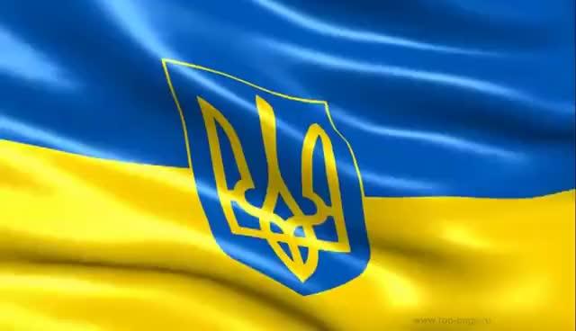 Watch and share Заставка (Screensaver) Флаг Украины GIFs on Gfycat