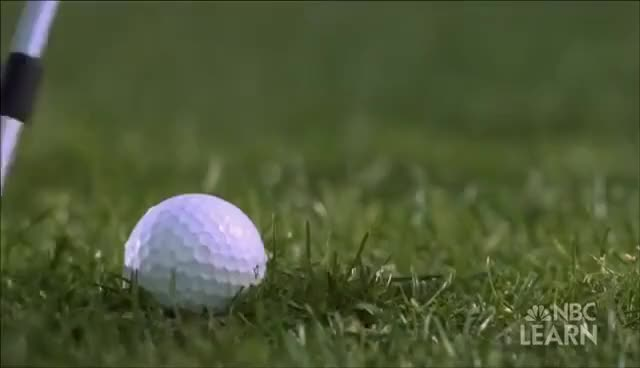 Watch and share Science Of Golf: Friction And Spin GIFs on Gfycat