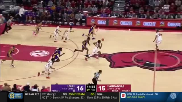 Watch and share LSU Arkansas Full Game GIFs by gyrateplus on Gfycat
