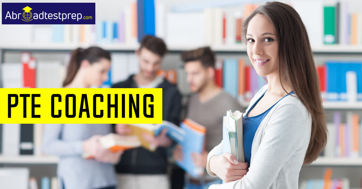 PTE Exam Preparation And Coaching Abroad Test Prep