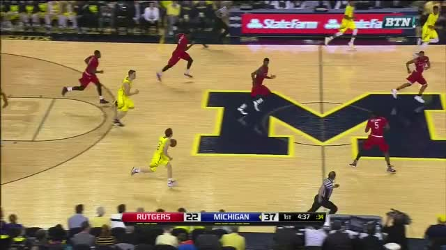 Watch and share Spike Albrecht Hockey GIFs by umhoops on Gfycat