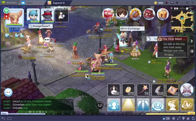 Watch and share BlueStacks 2019-04-26 19-31-43 GIFs on Gfycat