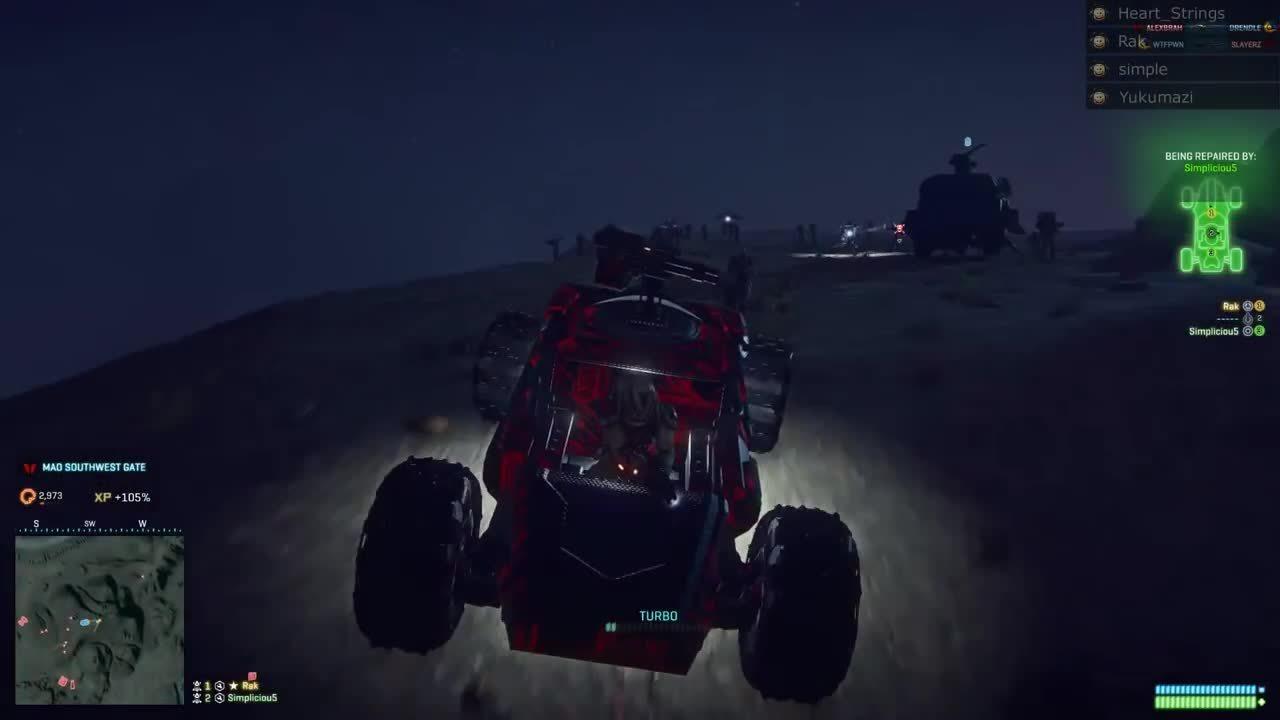 PlanetSide 2 (Video Game), harasser, rak, Planetside 2 - Harassacre GIFs