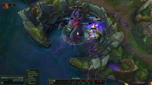 Watch Baron steal GIF by @btshills on Gfycat. Discover more leagueoflegends GIFs on Gfycat