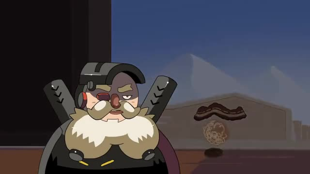 Watch ENEMY TORBJORN GIF on Gfycat. Discover more Ashe, animation, dopatwo, overwatch, sharpshooter, terminator, torbjorn, turret GIFs on Gfycat