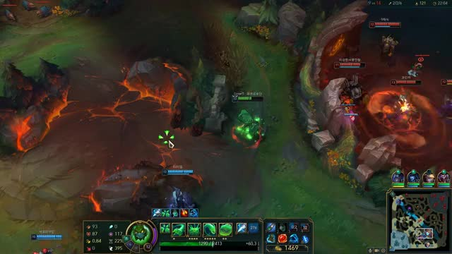 Watch and share LOL Zaq Insane Teamfight GIFs by Tide on Gfycat