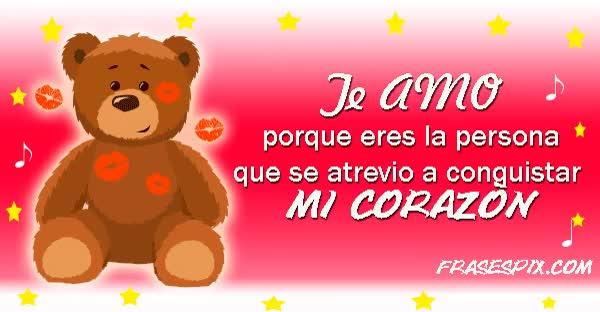 Watch and share Te Amo Con Todo Mi Corazón GIFs on Gfycat