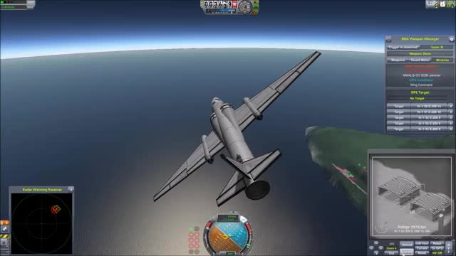 Watch and share Kerbal Space Program - Gary Powers Moment GIFs on Gfycat
