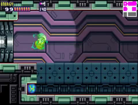 Watch and share Metroid Fusion GIFs and Fusion Suit GIFs on Gfycat