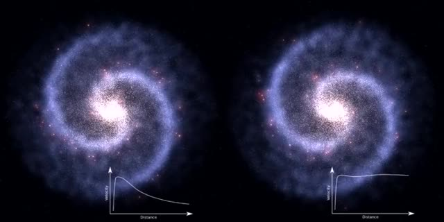Watch and share Dark Matter GIFs and Galaxy GIFs by Science Ukraine on Gfycat