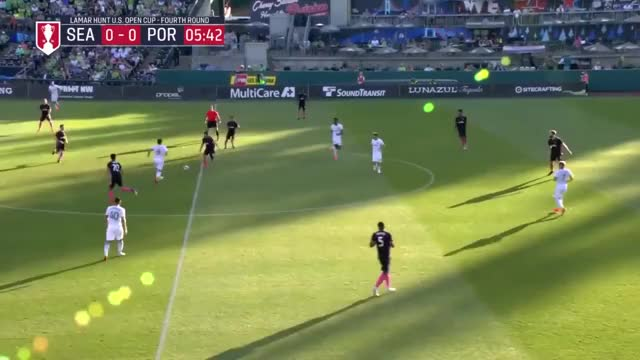Watch and share Fernandez 1st Goal USOC Seattle 12jun2019 GIFs by C.I. DeMann on Gfycat