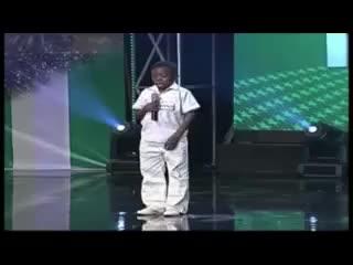 Watch and share FTLOS EDITION: Little Man Dancing On Nigeria's Got Talent Season 2 GIFs on Gfycat