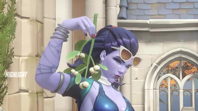 Watch and share Widowmaker GIFs and Highlight GIFs on Gfycat