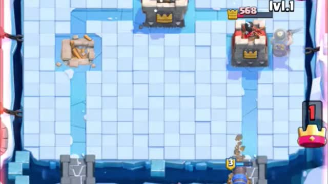 Watch and share Miner Poison Cc Gyf GIFs by Clash Royale Kingdom on Gfycat