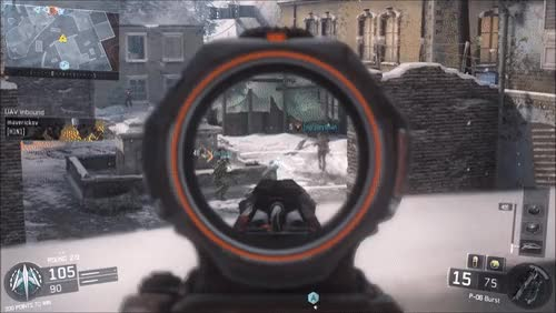 Watch The P-06 sniper works wonders... • r/blackops3 GIF on Gfycat. Discover more related GIFs on Gfycat