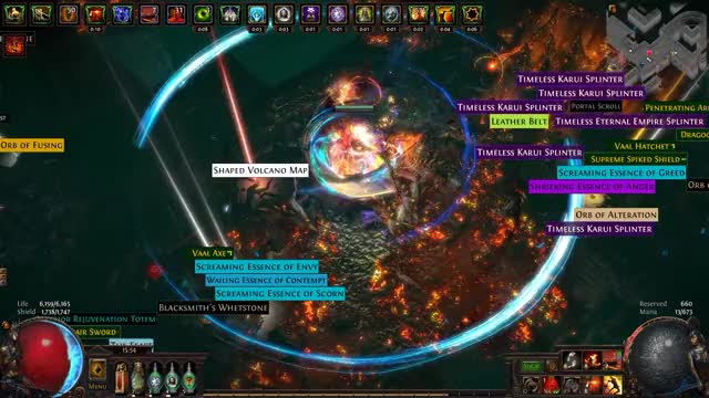 Watch and share Pathofexile GIFs by dalla02 on Gfycat