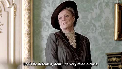 Watch dont be GIF on Gfycat. Discover more maggie smith GIFs on Gfycat