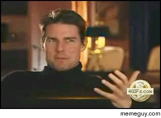 Watch and share Tom Cruise GIFs on Gfycat