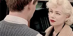 Watch and share Michelle Williams GIFs and Marilyn Monroe GIFs on Gfycat
