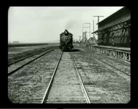"""Watch and share """"The Goat"""" - Buster Keaton SILENT COMEDY (1921) GIFs on Gfycat"""