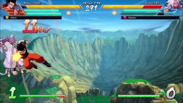 Watch mmmm GIF on Gfycat. Discover more Dragon Ball FighterZ, dbfz GIFs on Gfycat