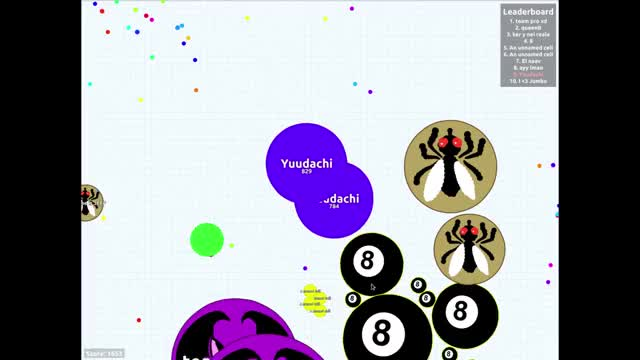 Watch and share Agario GIFs by causal_friday on Gfycat