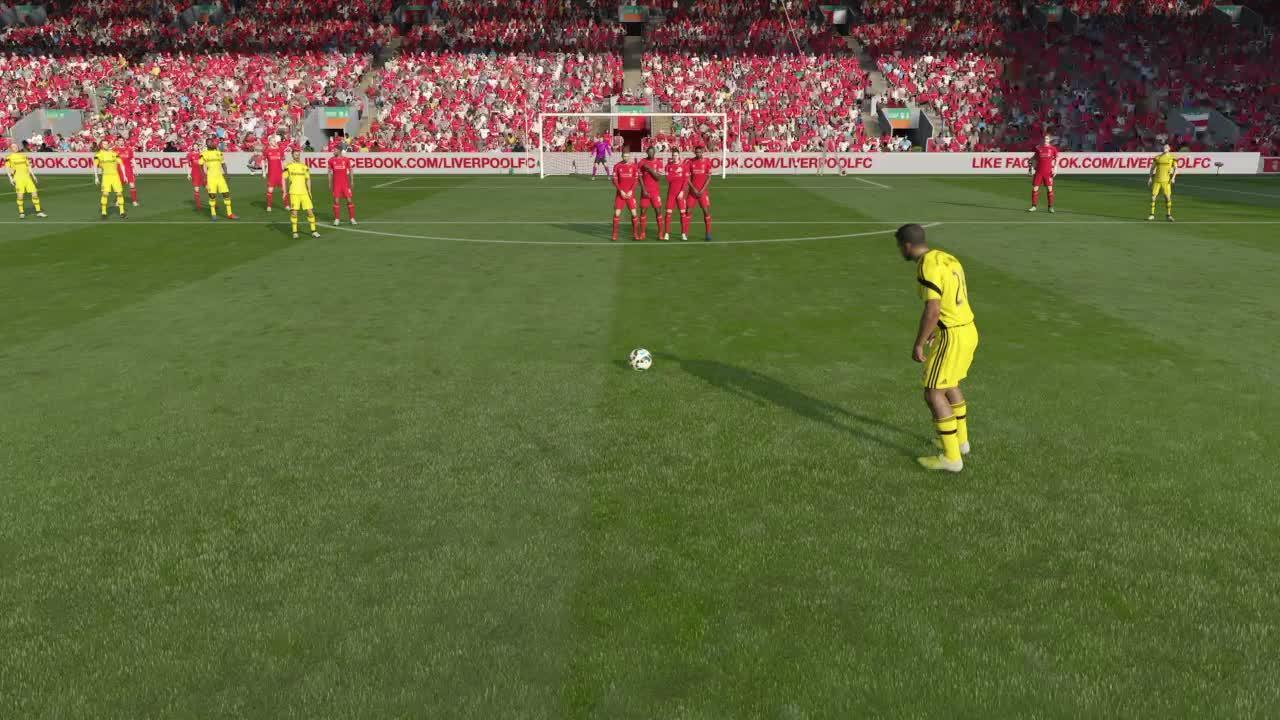 fifacareers, fifag, 3rd goal GIFs