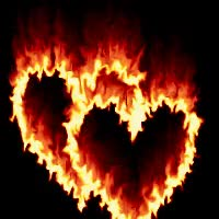 Watch hearts on fire GIF on Gfycat. Discover more related GIFs on Gfycat