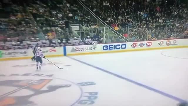 Watch Matt Murray's unbelievable glove save on McDavid penalty shot GIF by Beep Boop (@hockeyrobotthing) on Gfycat. Discover more hockey GIFs on Gfycat