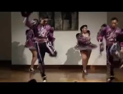 Watch and share Bolivian Folk Dancers GIFs on Gfycat
