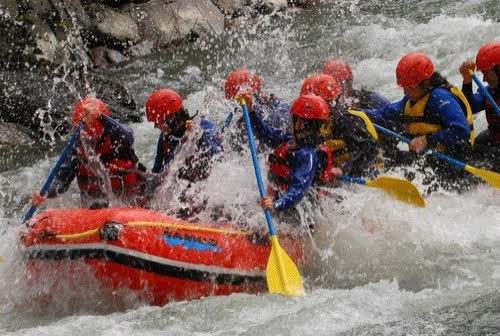 Watch and share Rafting GIFs on Gfycat