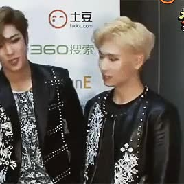 Watch and share Cross Gene GIFs and Seyoung GIFs on Gfycat