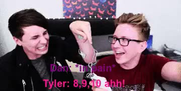 Watch and share Tyler Oakley GIFs and Tilly Oakley GIFs on Gfycat
